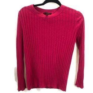 Banana Republic ribbed sweater merino wool